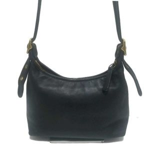 COACH Legacy Convertible Black Leather Hobo